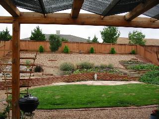 My parent's backyard