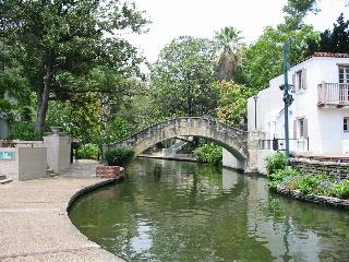 Part of San Antonio's River Walk