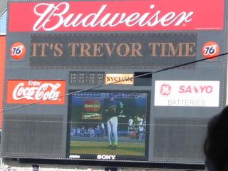 Trevor Time